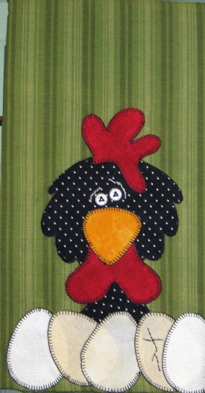 hen and chick quilt patterns | Chicken Patterns