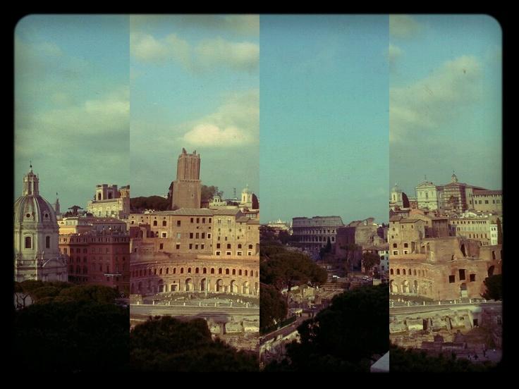 #Rome Fori Imperiali