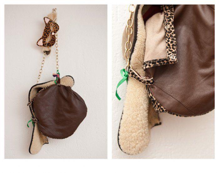 RECYCLING BAG (proj. MisZmASz recycling fashion), do kupienia w DecoBazaar.com facebook.com/miszmaszfashion