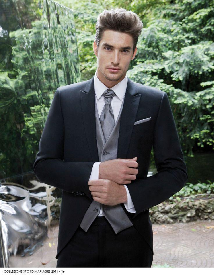 UOMO- 16 Perché l'#uomo di oggi è molto esigente quando si parla di #moda ed abbigliamento da #matrimonio. A lui #Mariages dedica capi di abbigliamento da matrimonio per l'uomo di classe. www.mariages.it