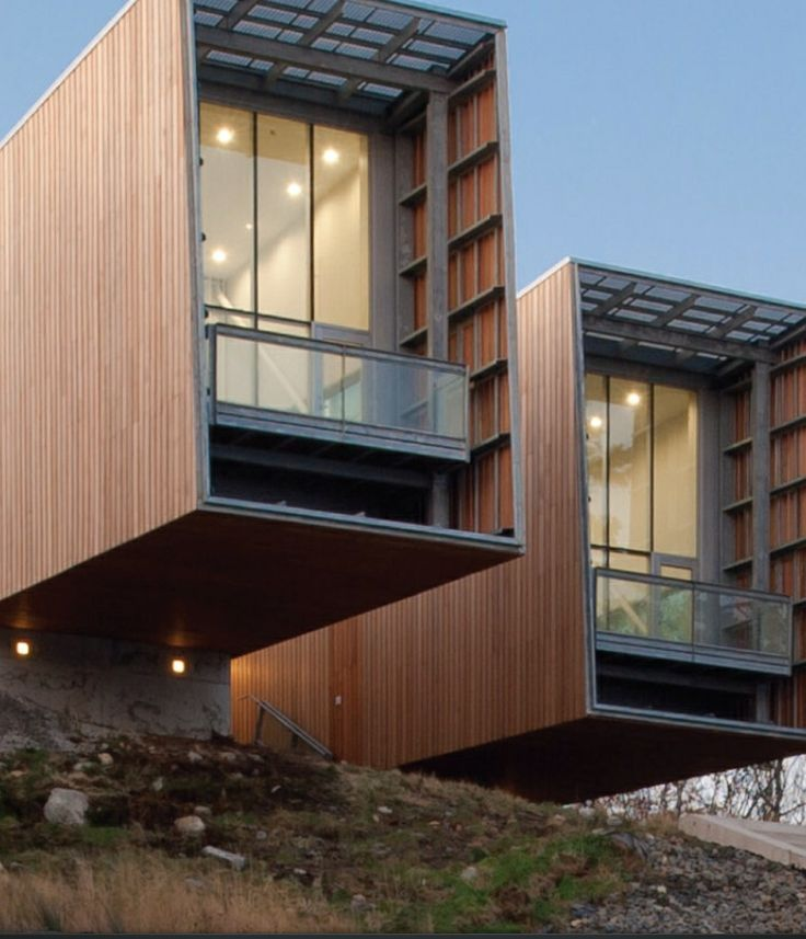 17 best images about modular homes on pinterest - Houses three balconies ...