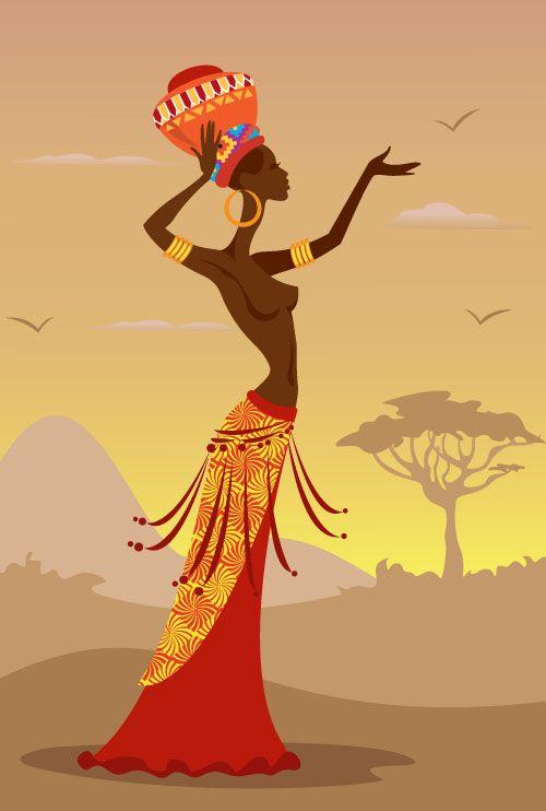 african women vector: 17 тыс изображений найдено в Яндекс.Картинках
