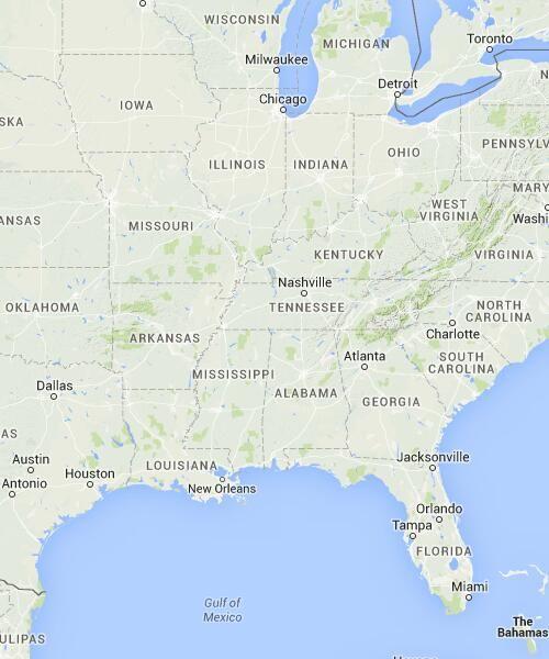 Earthquake Map| CERI Seismic Network