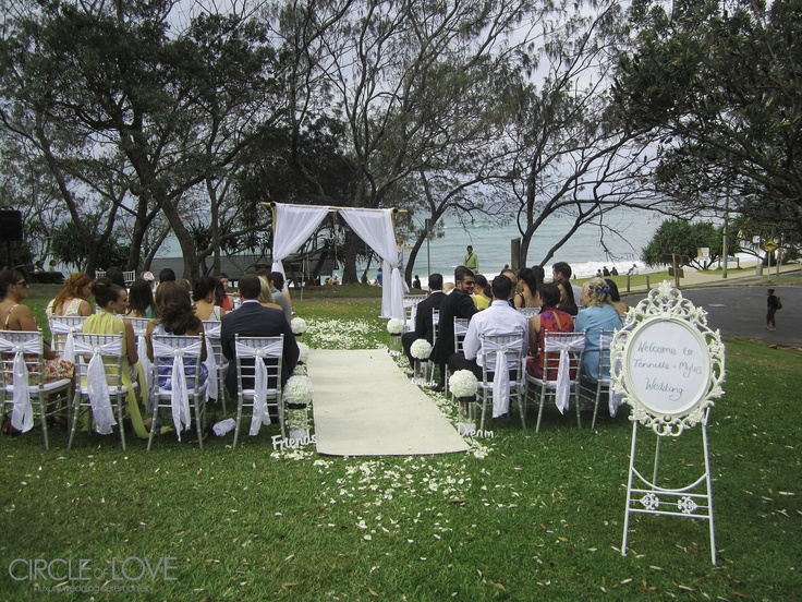 garden wedding in byron bay http://circleofloveweddings.com.au/