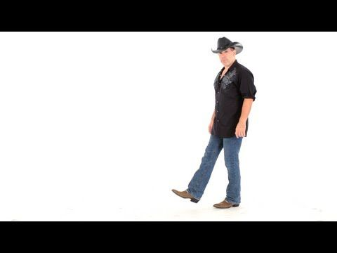Watch more How to Line Dance videos: http://www.howcast.com/guides/688-How-to-Line-Dance    Subscribe to Howcast's YouTube Channel - http://howc.st/uLaHRS    Learn how to line dance to Cotton Eyed Joe in this how to line dance video by Howcast. Expert: Robert Royston    Howcast uploads the highest quality how-to videos daily!  Be sure to check out our...