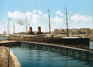 "SS La Bourgogne was a French ocean liner built in 1885. July 4, 1898 it sunk in a collision with the British sailing ship Cromartyshire off Sable Island. At the time, she was carrying 506 passengers and 220 crew, of whom 549 were lost. Only 173 people survived, fewer than 70 survivors were passengers, only one woman was rescued, and all children perished. ""Don't ask why I am the only woman who was saved, better to ask why my husband was the only man aboard who was man enough to save a…"