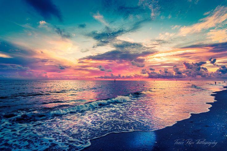 Sunset on Englewood Beach, Manasota Key FL. PeaceRiverPhotos (@PeaceRiverPhoto)   Twitter