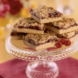 Raspberry Crumb Bars | Recipe | Raspberry Crumble, Raspberries and Bar ...