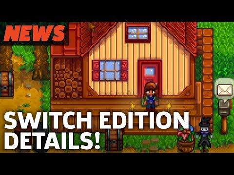 Nioh Announced For PC & Stardew Valley Switch Release Date! - GS News Roundup