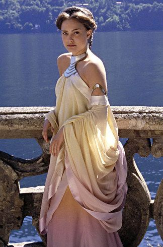 Even after her reign ends, her fashion game is strong. Check out these looks from her Senate days. | Celebrate May 4th By Drooling Over Queen Amidala's Costumes