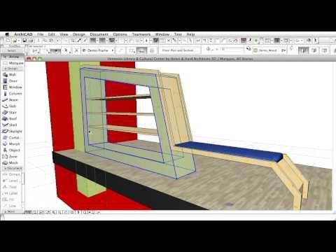 Free Form Structure in BIM