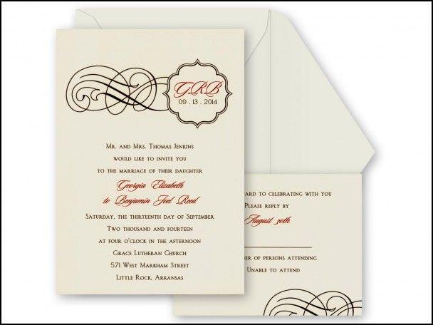 Religious Wedding Invitation Wording Samples