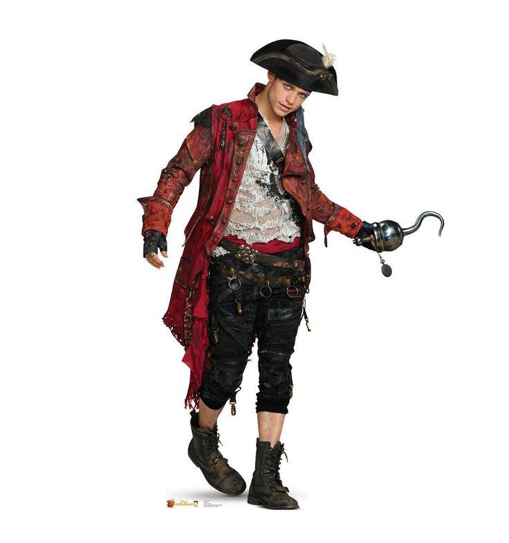 Harry Hook son of Captain Hook