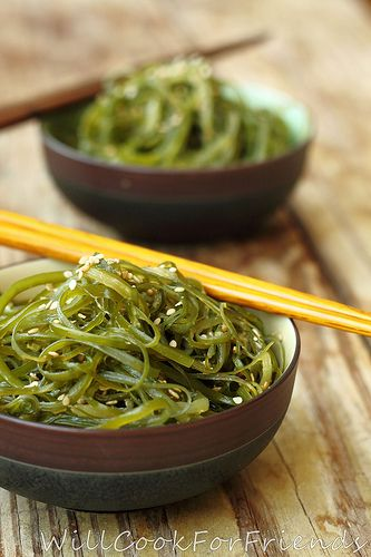 """On a search to make your own seaweed salad? I was. Willow from """"Willcookforfriends"""" has some facts you need to know!"""