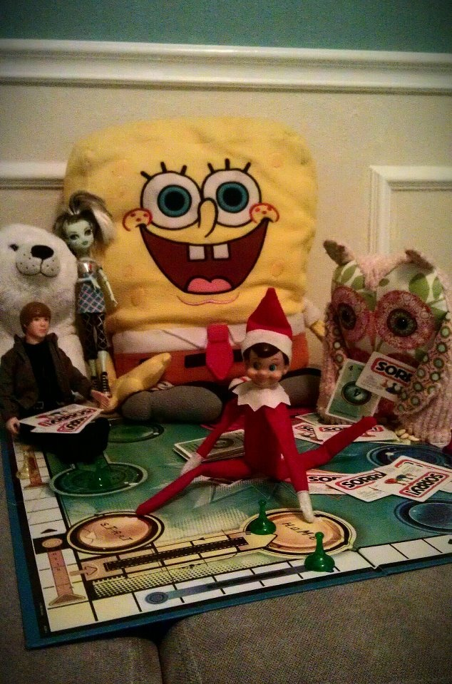 166 Best Elf On The Shelf Images On Pinterest Elf On The
