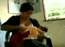 Link to the video of Salma in Sierra Leone.