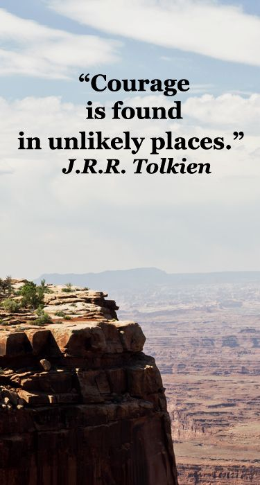 Tolkien quote on F.McGinn image of DEAD HORSE POINT STATE PARK IN MOAB, UTAH.  Explore inspiration on adventure and travel at WONDER AND WANDERLUST QUOTES at http://www.examiner.com/article/memorable-travel-quotes-on-wanderlust