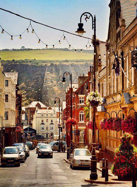 Douglas - Isle of Man, United Kingdom...that doesn't look like Douglas though...