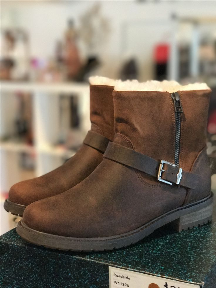 Gorgeous new boots just arrived