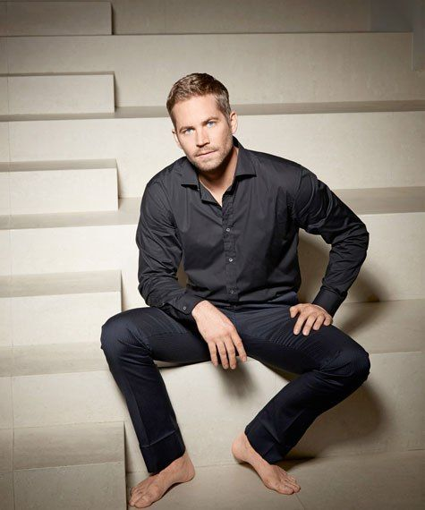 Celebrities - Paul Walker #12: Because we're excited to see him on the big screen again in Fast & Furious 6! - Fan Forum