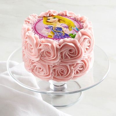 Xenias Cake Designs : 25+ best ideas about Rapunzel Cake on Pinterest Rapunzel ...