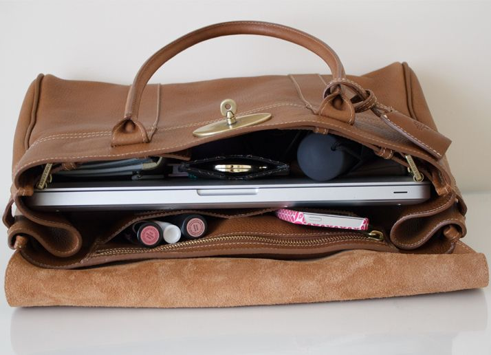 Mulberry Bayswater Review Oak Natural Leather What's In My Bag