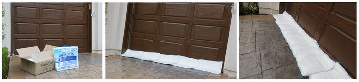 Residential Flood Protection Sandless Sandbags | Sandbags for Flood Protection – FloodSax Sandless Sandbags North America