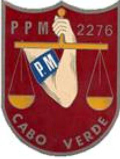 Pelotão de Policia Militar 2276 Cabo Verde