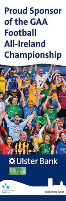 #DCCEvents Lamppost Banners for Croke Park  #civicmedia