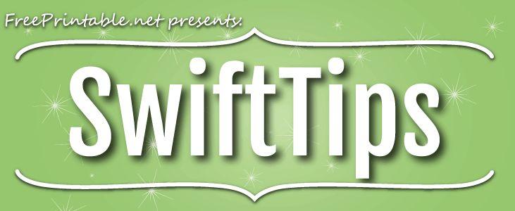 swift tips