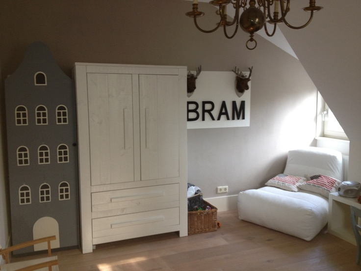 Smalle Kinderkamer Inrichten : 1000+ images about Kinderkamer on ...