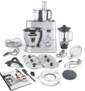 Robot multifonction kenwood cooking chef major km099 for Choisir un robot multifonction