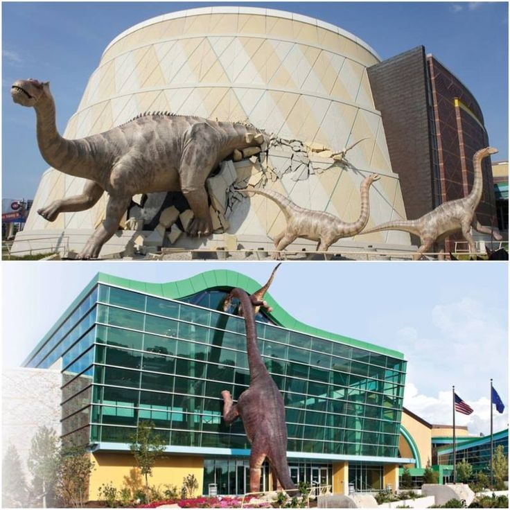The Children's Museum in Indianapolis, Indiana