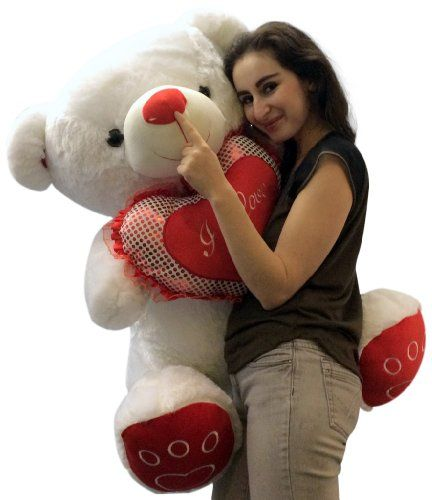 1000 Images About Valentines Stuffed Animals On Pinterest