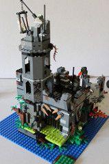 Castillo de Lego (El Hobbit) (Im hectoor) Tags: lego castillo moc castle