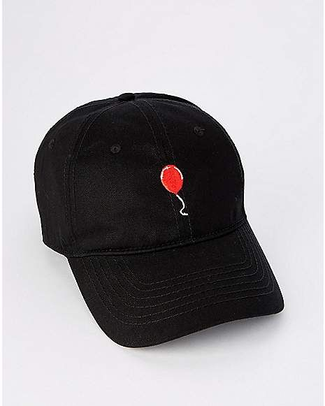 56ad51526a9 Red Balloon Dad Hat - It - Spencer s