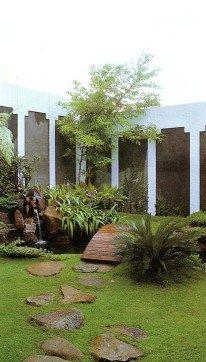 Japanese Garden Style - taman gaya jepang