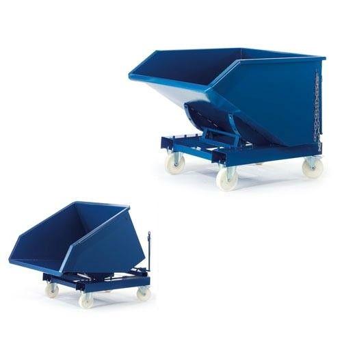 GTARDO.DE:  Abrollkipper, Tragkraft 2t / 2000 kg, Volumen 1500 Ltr., Maße 1720x1570x1103 mm 1 167,00 €