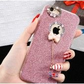Luxury Diamond Bling iPhone 6s Plus Cases iPhone 7 6 plus & Samsung S6 S7 Note 5 Crystal Cover For Girls