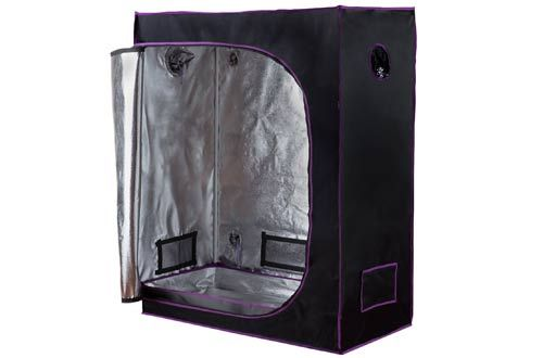 Mylar Hydroponic Grow Tent For Indoor Plant Growing 400 x 300