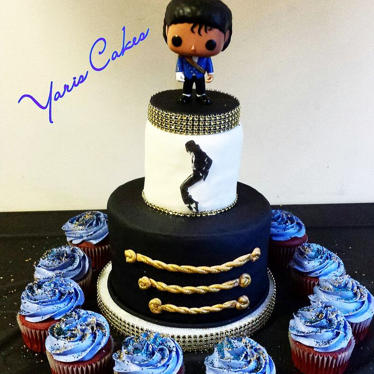 - Michael Jackson Cake