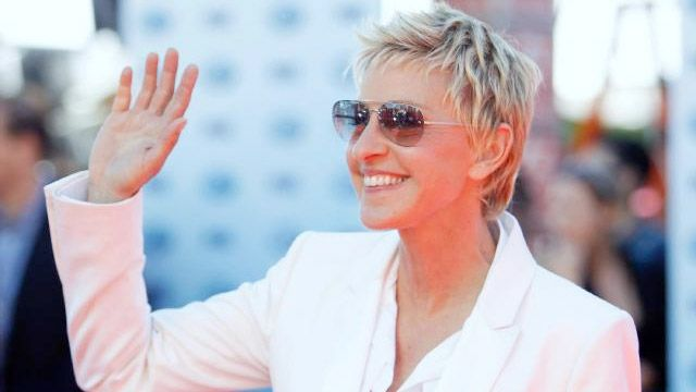 Millionaires That Give Money Away - Ellen DeGeneres