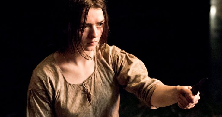 'Game of Thrones' Cast Members Share Season 6 Predictions -- Maisie Williams talks about how 'petrifying' it is not to know Arya's fate leading into Season 6 of 'Game of Thrones', which films in July. -- http://www.tvweb.com/news/game-thrones-season-6-cast-predictions