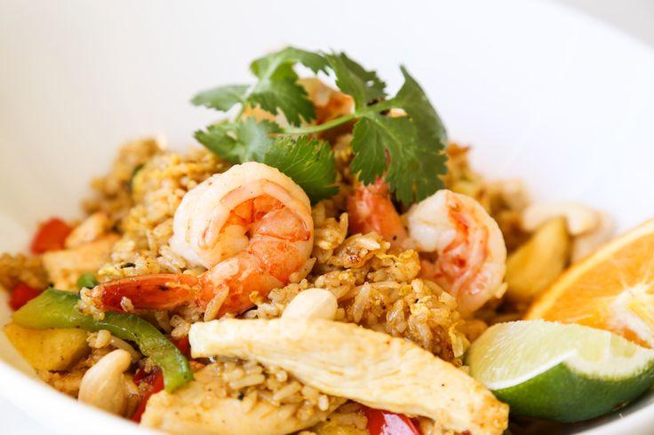 Twin Fish Thai Cuisine - Home