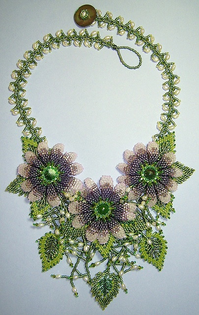 Green Eden Necklace