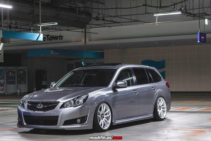 Inkarnasi Subaru Legacy Wagon 2009 Untuk Keluarga