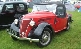 Ford Prefect V8 Pilot Anglia Classic Ford Gb Sales Parts