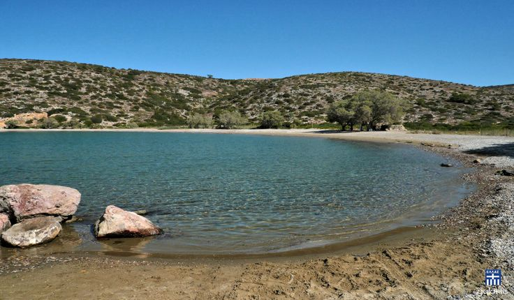Fana beach.Chios island