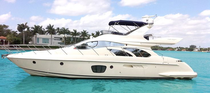 Bahamas boat for sale 55 Azimut