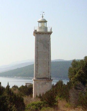 Lighthouses of Greece: Ionian Islands